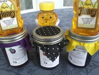 Complimentary local honey and Jam Farm jam during March and April with two night getaway.